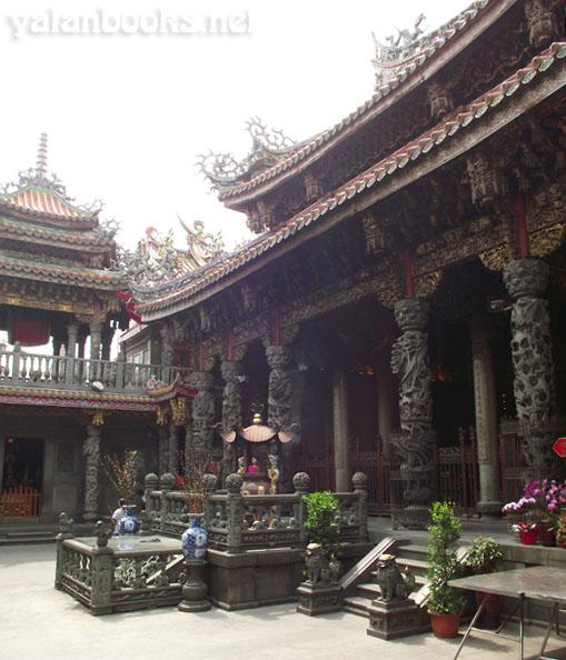 Taipei Sanxia Qingshui Temple View Romanticism  Photography 台北三峡 清水祖师庙 Yalan雅岚 黑摄会