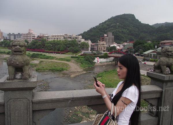 Taipei Sanxia View Romanticism  Photography 台北 三峡 Yalan雅岚 黑摄会